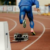 warm-up running