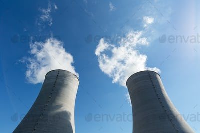 cooling water tower