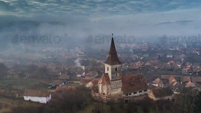 Agarbiciu fortified church