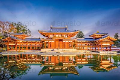 Byodo-in Temple, Kyoto, Japan
