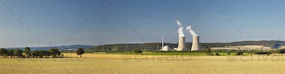 Nuclear Power Plant Panorama