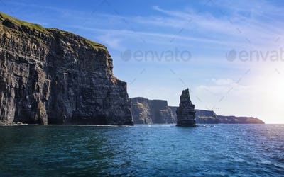 The Cliffs of Moher, Branaunmore Sea Stack