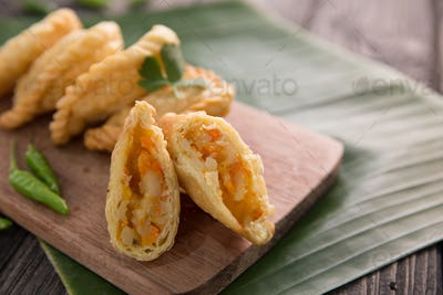 traditional indonesian dishes pastel