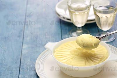 french creamy potato puree