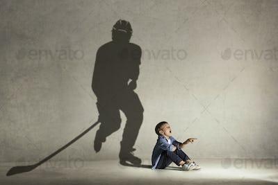 Ice hockey champion