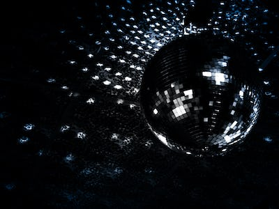 Mirrorball reflections