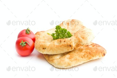 Indian naan bread