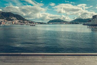 City of Bergen Panorama