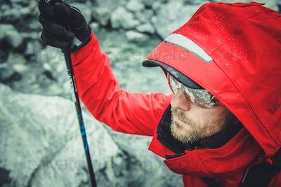 High Mountain Climber