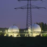 Liquid Gas Storage Tanks