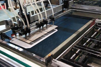 Printing industry equipment