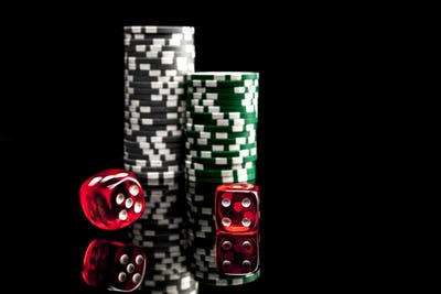 Red Dice and Green Chips