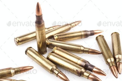 One Bullet Standing