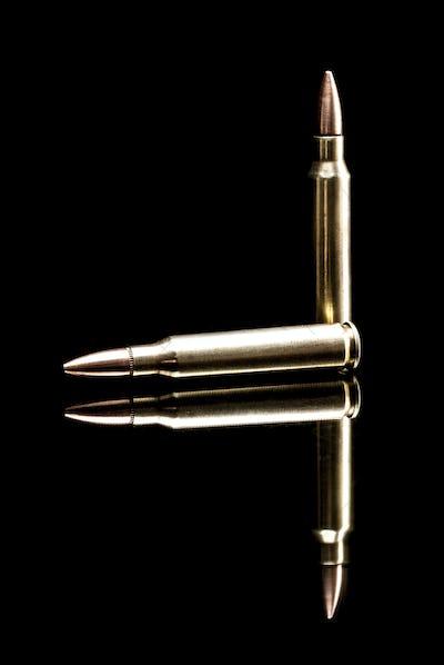 Shiny Gold Bullets