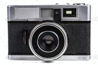 Film Camera Close-up