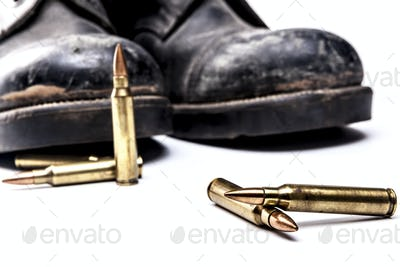 Bullet in My Boot