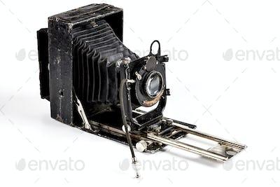 Camera Isolated on White