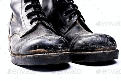 Army old Boots