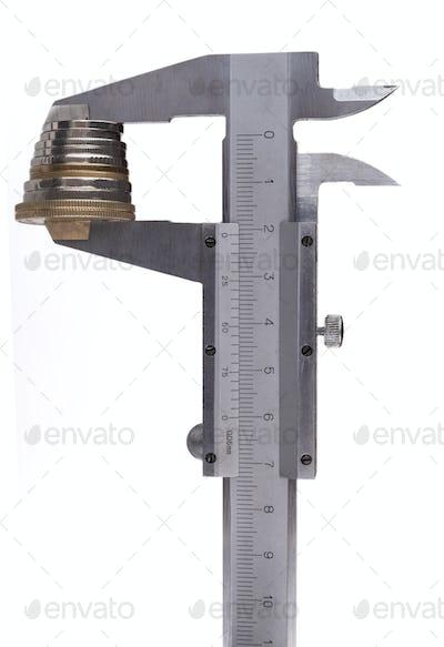 Coins Measurement