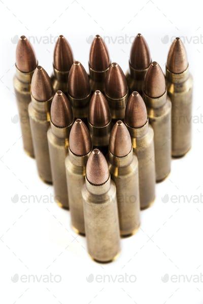 Bullets Trianle