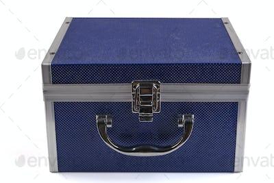 Closed Blue Box