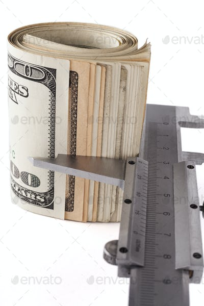 Dollars Measurment
