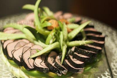 Ornated Sushi