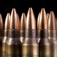 Bullets Closeup