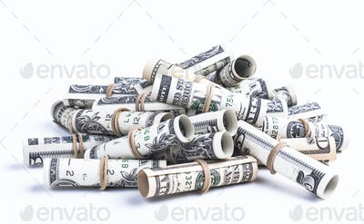 Pile of rolls