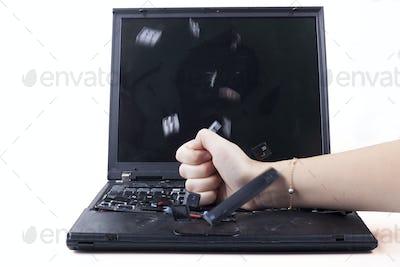 Smashing Hand