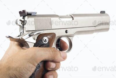 Silver Gun