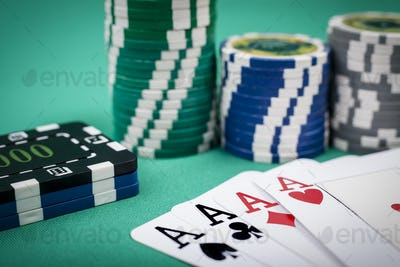 Aces and Chips