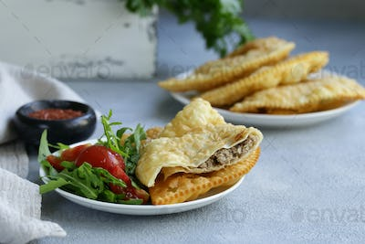 Fried Pies With Meat