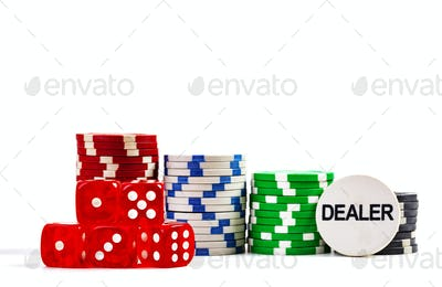 Dealer with Dice