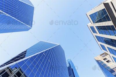 Modern architecture of Regina