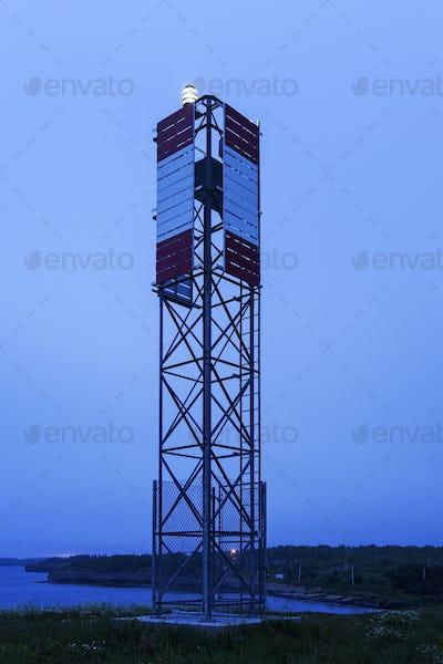 Point Aconi Lighthouse - Nova Scotia, Canada