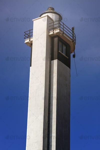 Blankenberge Lighthouse in Belgium