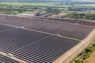 Wind farm in El Salvador