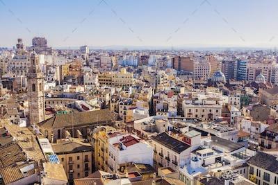 Architecture of Valencia
