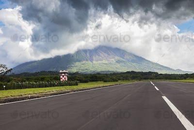 Ometepe Island airport