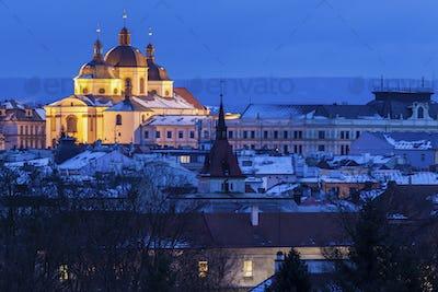 Panorama of Olomouc