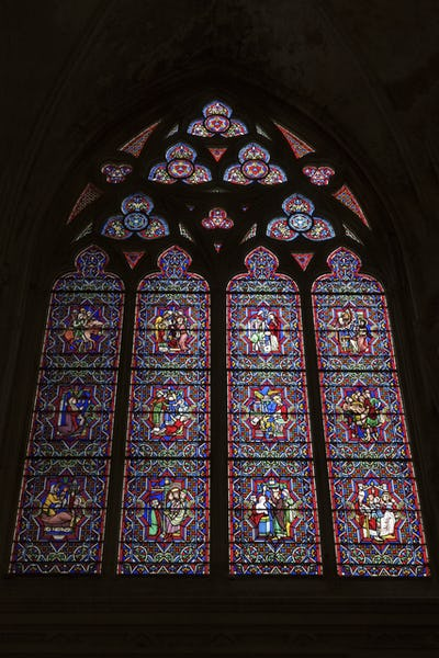 Bayeux Notre-Dame Cathedral