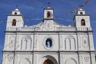 Our Lady of the Assumption Church in Ahuachapan