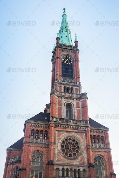Johannes Church in Dusseldorf
