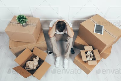 Moving into a new home can be stressful