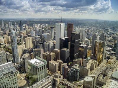 Toronto business centre