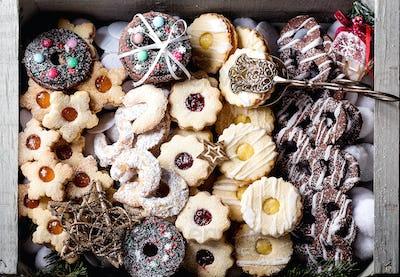 Home Made Christmas cookies