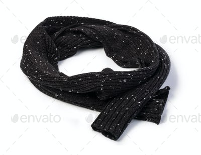 man's scarf