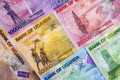 Ugandan Shilling, a background