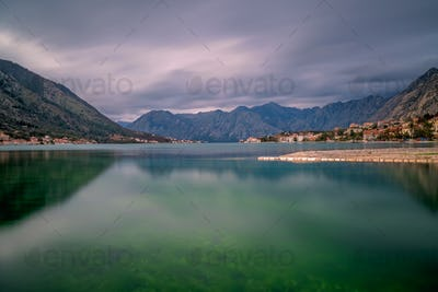 View the beautiful Kotor Bay
